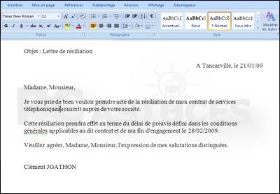 modele lettre d envoie de documents PC Astuces   Envoyer une lettre recommandée par Internet modele lettre d envoie de documents