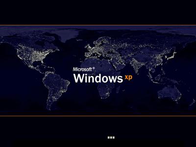 Pc astuces modifier lécran de démarrage de windows xp