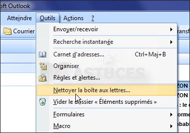 Supprimer Calendrier Outlook.Pc Astuces Faire Le Menage Dans Ses Emails Avec Outlook