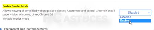 Nettoyer une page Web avant de l'imprimer Mode_lecture_02