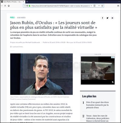 Nettoyer une page Web avant de l'imprimer Mode_lecture_09