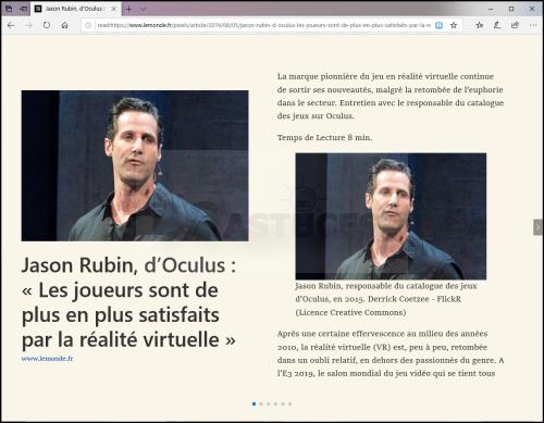 Nettoyer une page Web avant de l'imprimer Mode_lecture_15