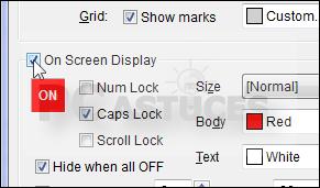 Afficher l'état des touches Verr Maj et Verr Num à l'écran Notifications_verr_maj_verr_num_30