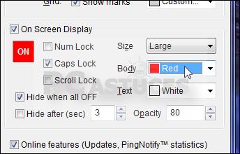 Afficher l'état des touches Verr Maj et Verr Num à l'écran Notifications_verr_maj_verr_num_31