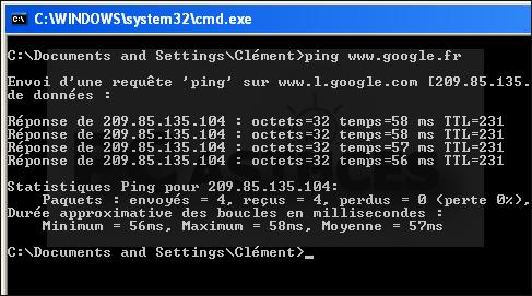 PC Astuces - Les outils de diagnostic réseau