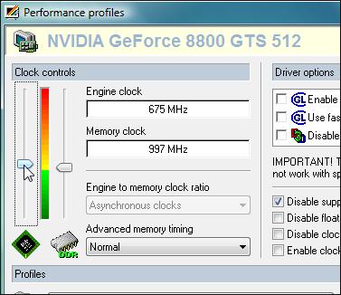booster sa carte graphique PC Astuces   Overclocker sa carte graphique