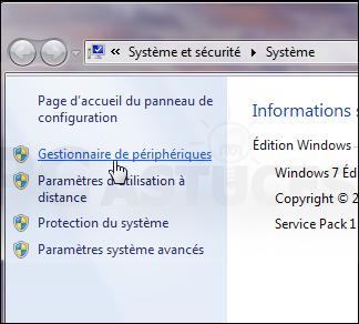 probleme casque audio windows 7