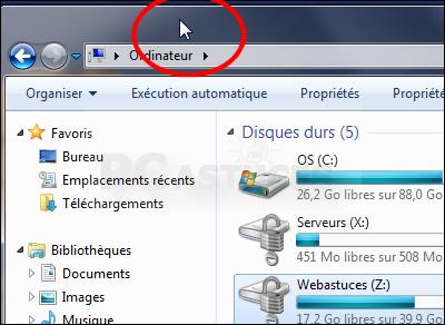 Pc astuces am liorer les raccourcis de windows 7 for Reduire fenetre windows