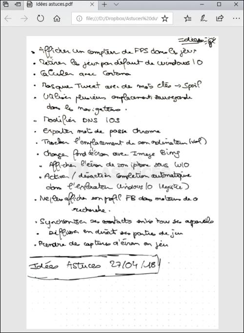 Noter, scanner et partager ses notes sans gaspiller de papier avec Rocketbook Rocketbook_02
