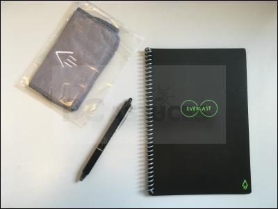 Noter, scanner et partager ses notes sans gaspiller de papier avec Rocketbook Rocketbook_03