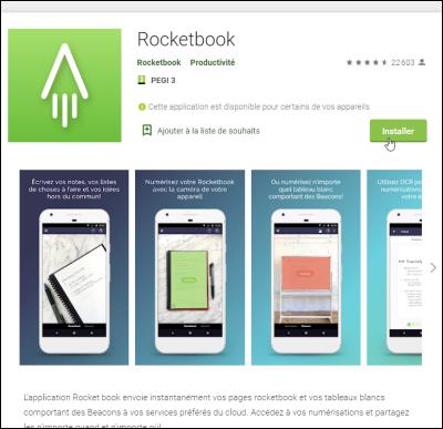 Noter, scanner et partager ses notes sans gaspiller de papier avec Rocketbook Rocketbook_05
