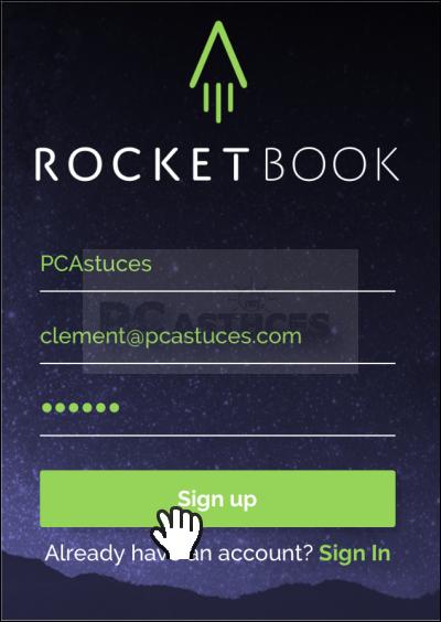 Noter, scanner et partager ses notes sans gaspiller de papier avec Rocketbook Rocketbook_07
