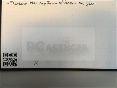 Noter, scanner et partager ses notes sans gaspiller de papier avec Rocketbook Rocketbook_17