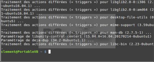 Déjà Dup, Sauvegarder ses données sous Linux