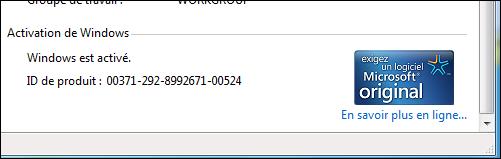 activer windows 7 gratuitement