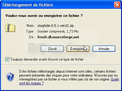 Cacher des fichiers dans une image Steganographie_05