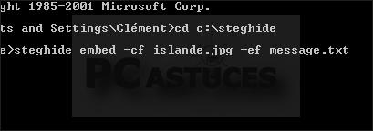 Cacher des fichiers dans une image Steganographie_15