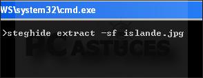 Cacher des fichiers dans une image Steganographie_20