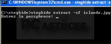 Cacher des fichiers dans une image Steganographie_21