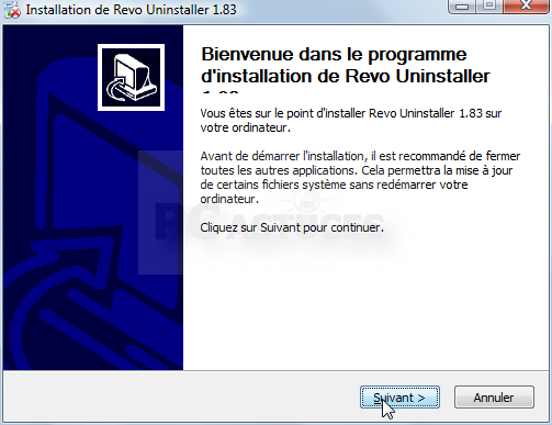 revo uninstaller pc astuces