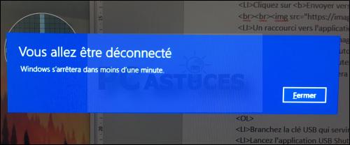 Arrêter Windows avec une clé USB Usb_shutdown_13