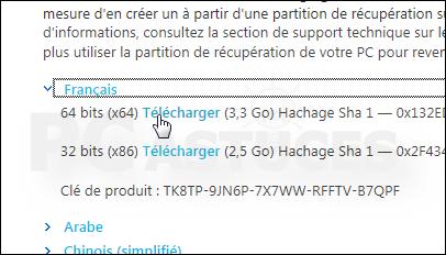 Telecharger windows 8.1 professionnel 64 bits français iso startimes