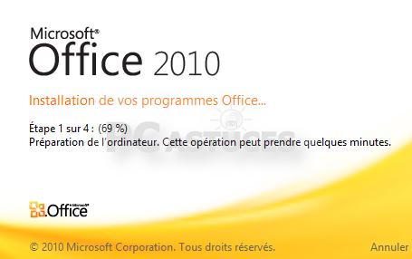 Comment installer word 2010 gratuitement - Telechargement pack office ...