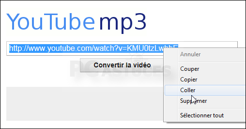 convertisseur musique mp3 you tube